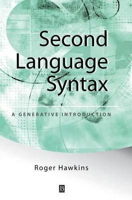Second Language Syntax book