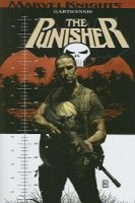 Punisher By Garth Ennis book