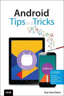 Android Tips and Tricks by Guy Hart-Davis