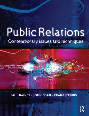 Public Relations by Paul Baines