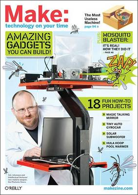 Make: Technology on Your Time 23 by Mark Frauenfelder