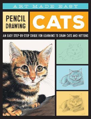 Pencil Drawing: Cats book
