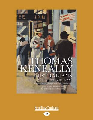 Australians: Volume 3: Flappers to Vietnam book