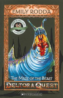 The Maze of the Beast by Emily Rodda