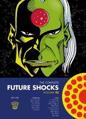 The Complete Future Shocks Vol. 2 by Alan Moore