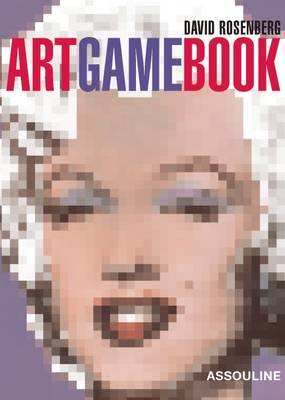 Art Game Book by David Rosenberg