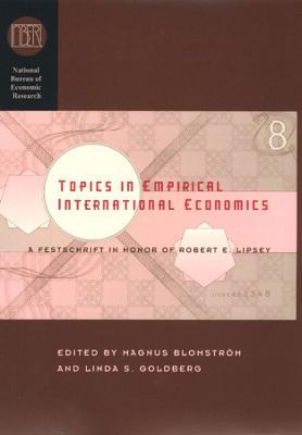 Topics in Empirical International Economics by Magnus Blomstrom