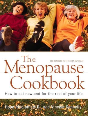 The Menopause Cookbook by Vincent Connelly