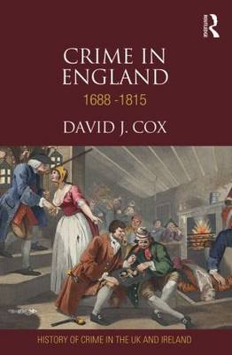 Crime in England 1688-1815 book