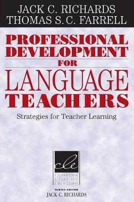 Professional Development for Language Teachers by Jack C. Richards