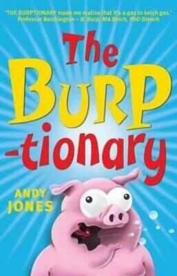 Burptionary book