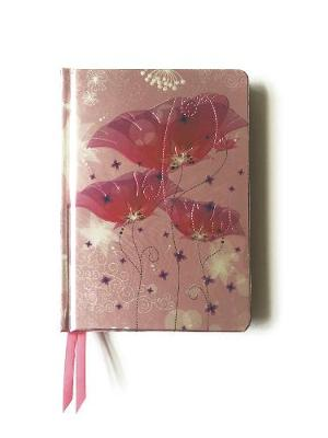 Pink Lilies (Contemporary Foiled Journal) book