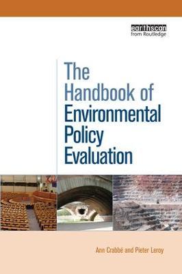Handbook of Environmental Policy Evaluation book