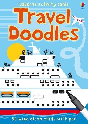 Travel Doodles by Fiona Watt