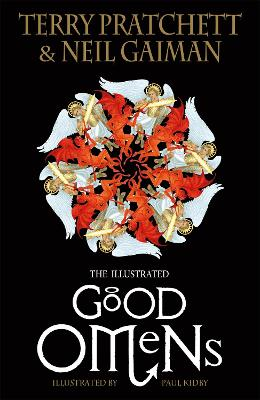 The Illustrated Good Omens by Terry Pratchett