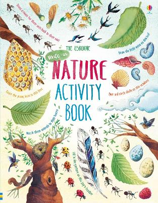 Nature Activity Book by Emily Bone