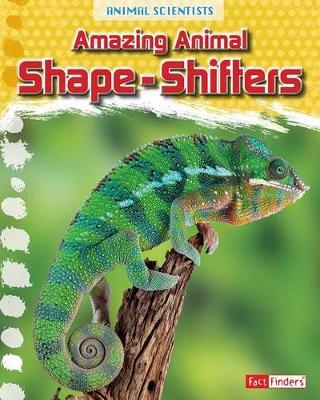 Shape-Shifters by Leon Gray