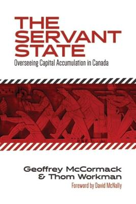 The Servant State by Geoffrey McCormack