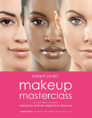 Robert Jones' Makeup Masterclass book