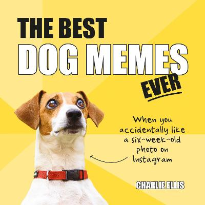 The Best Dog Memes Ever: The Funniest Relatable Memes as Told by Dogs by Charlie Ellis