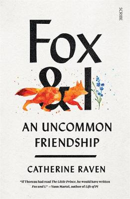 Fox and I: an uncommon friendship book