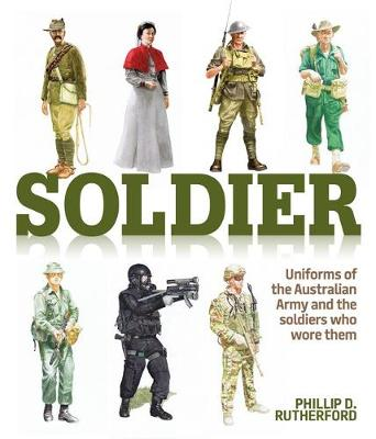 Soldier by Dr. Phil Rutherford