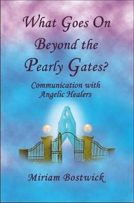 What Goes On Beyond the Pearly Gates? book