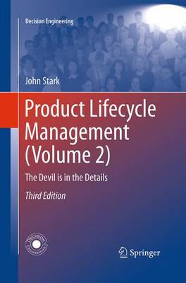 Product Lifecycle Management (Volume 2) by John Stark
