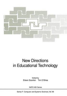 New Directions in Educational Technology book