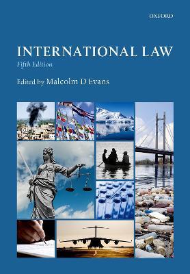 International Law by Malcolm Evans