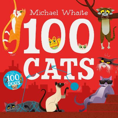 100 Cats by Michael Whaite