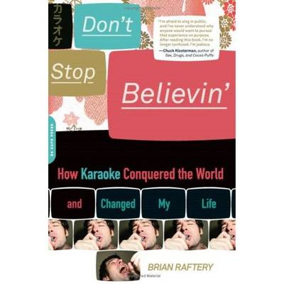 Don't Stop Believin' book