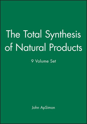 Total Synthesis of Natural Products book