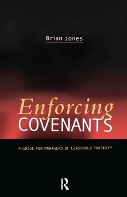 Enforcing Covenants by Brian Jones