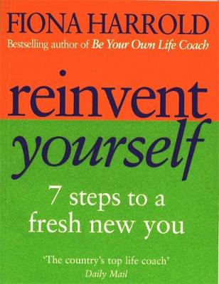 Reinvent Yourself book