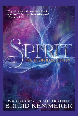 Spirit by Brigid Kemmerer