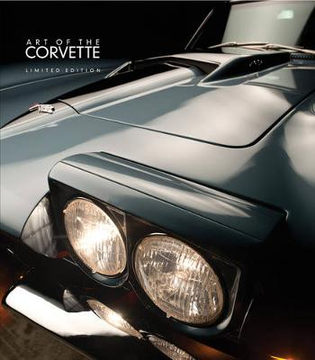 Art of the Corvette - Limited Edition book