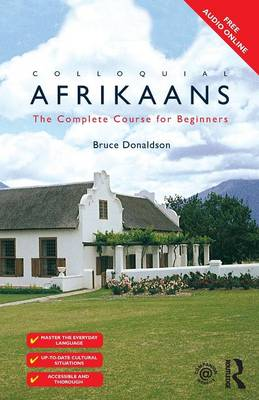 Colloquial Afrikaans by Bruce Donaldson