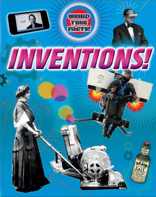 Inventions by Moira Butterfield