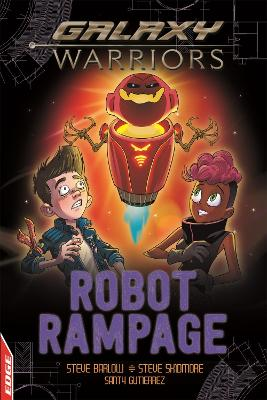 EDGE: Galaxy Warriors: Robot Rampage book