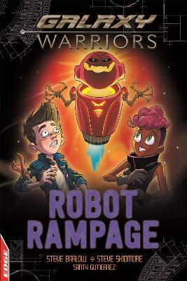 EDGE: Galaxy Warriors: Robot Rampage book