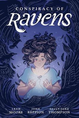 Conspiracy Of Ravens by Leah Moore