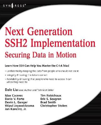 Next Generation SSH2 Implementation by Dale Liu