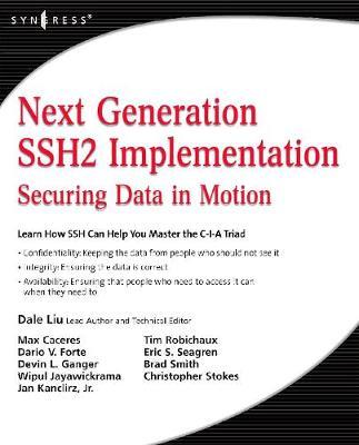 Next Generation SSH2 Implementation book