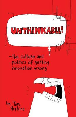 Unthinkable by Tom Hopkins