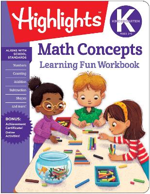 Math Concepts: Highlights Hidden Pictures by Highlights