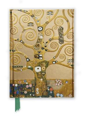 Klimt: Tree of Life (Foiled Journal) by Flame Tree Studio