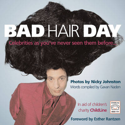 Bad Hair Day by Nicky Johnston