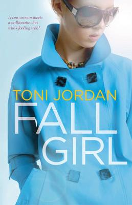Fall Girl book
