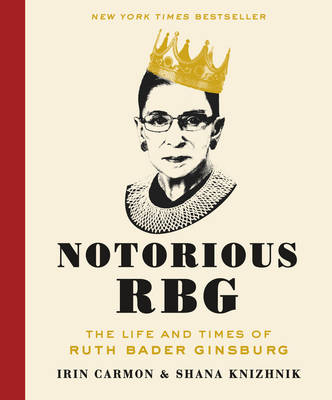Notorious RBG book